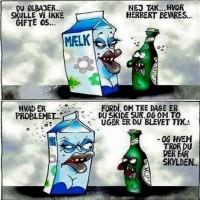 Mælken til øllen - Vil du giftes