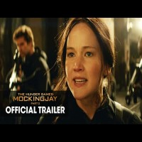 THE HUNGER GAMES: MOCKINGJAY - DEL 2