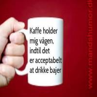 Morgen-kaffen